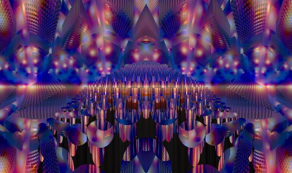 Pinball Pipe Organ by TexManson
