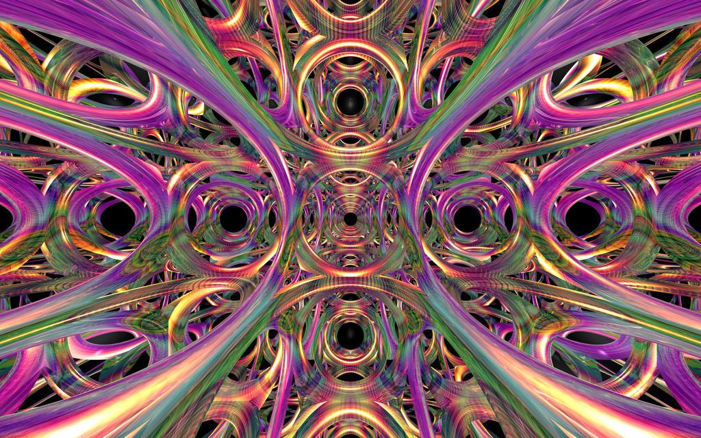 Torii Cube by TexManson