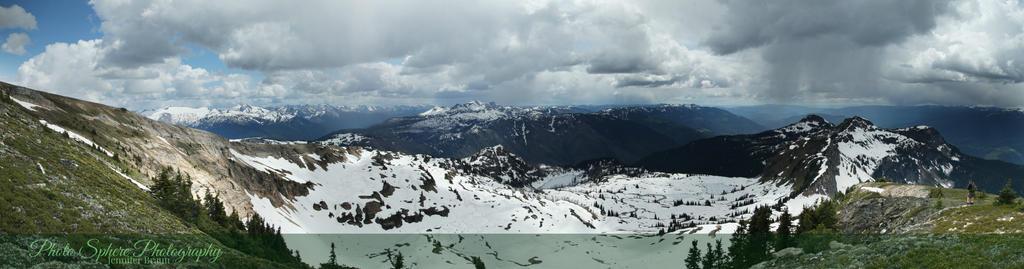 Joss Mtn. Panorama by Jenn-b-photography