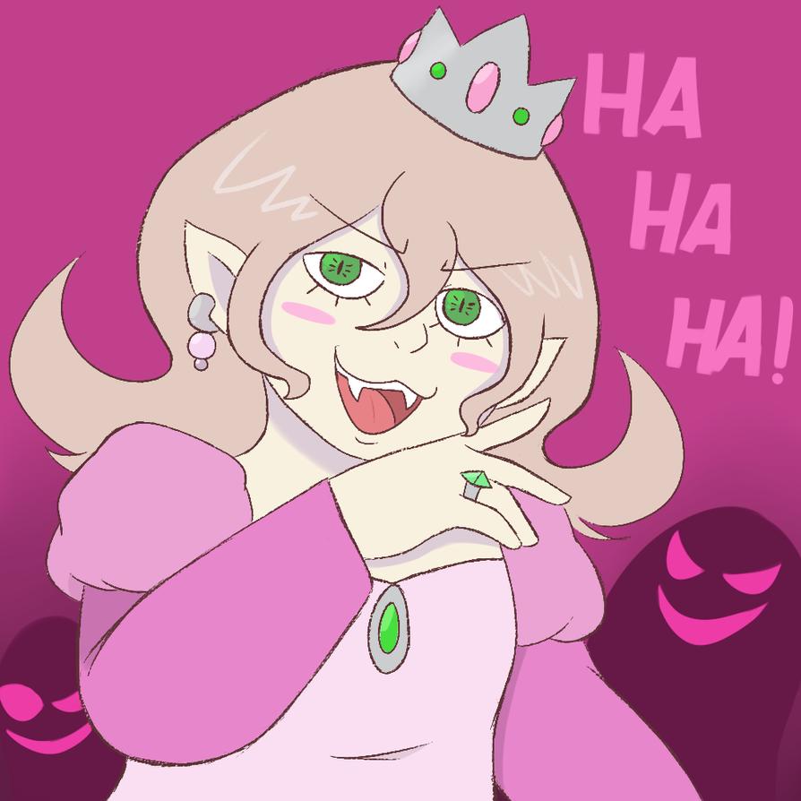 Princess Olivia by IkeTheWarrior