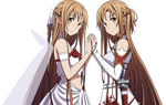 Asuna Two Worlds