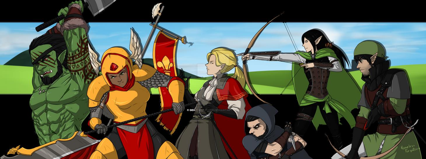 RPG by Denishellflame