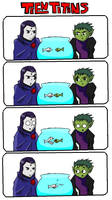 Teen Titans Comic My Way 4