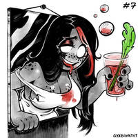 Bloody bloody Mary