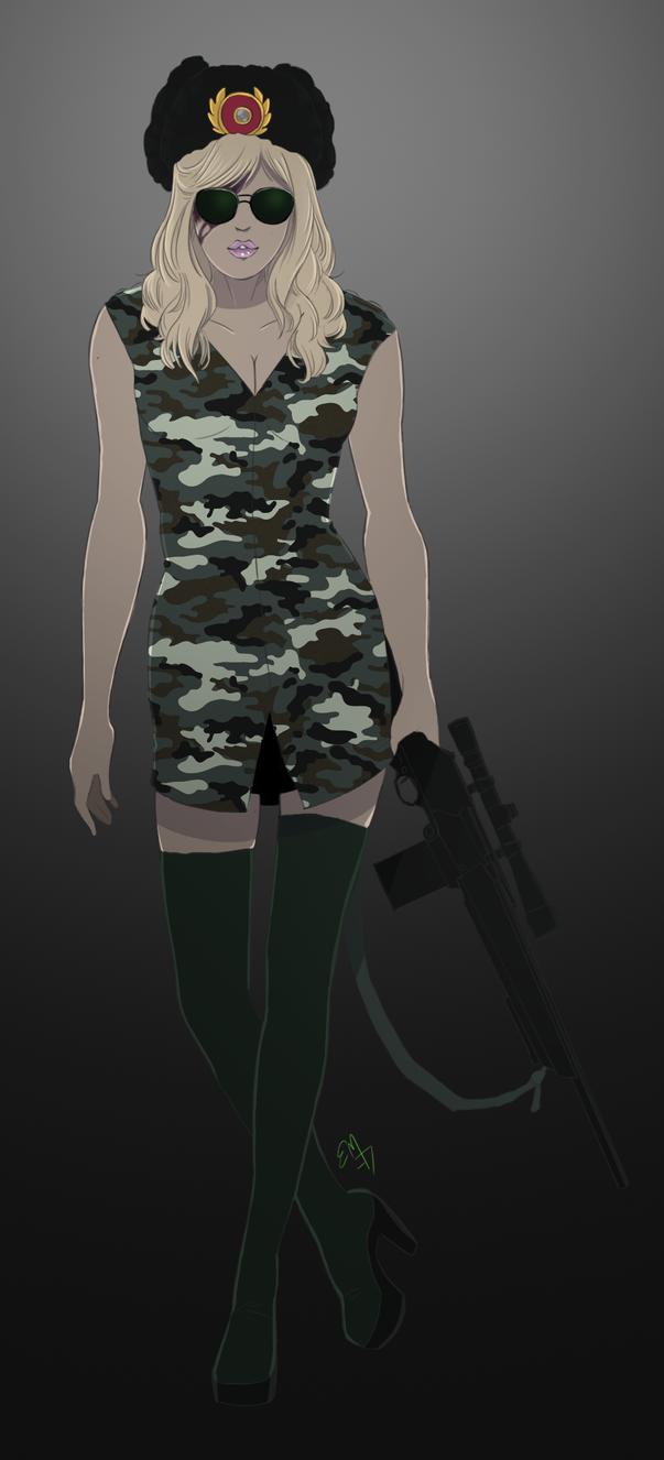 Sniper by Emmendal