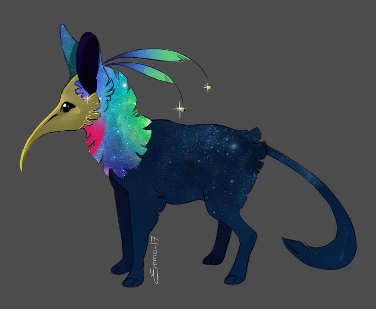 Trochiliwolf by Emmendal