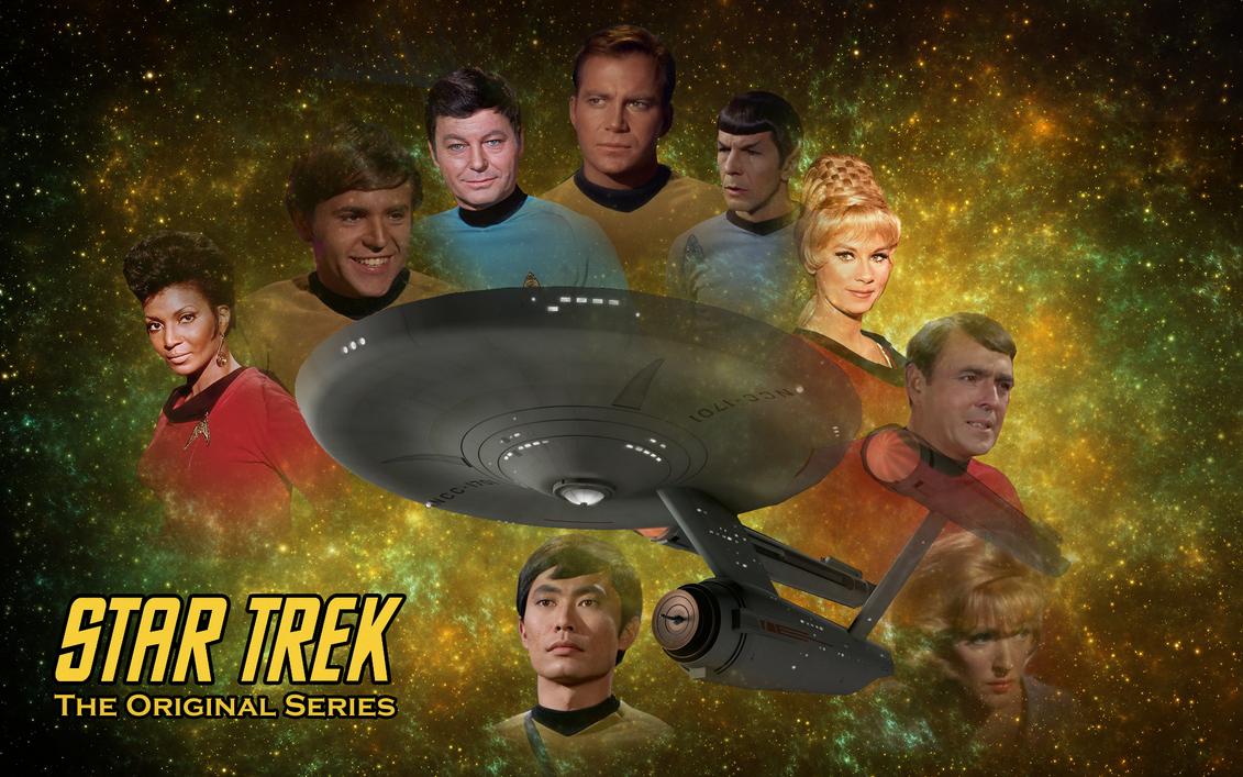 Star Trek Saga - The Original Series (3) by Camuska
