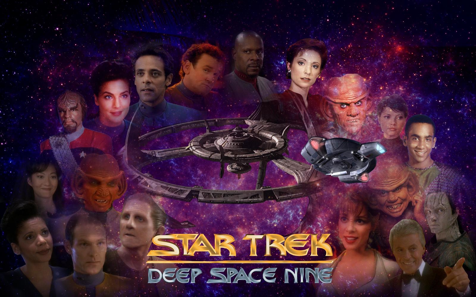 Star Trek Saga - Deep Space Nine by Camuska