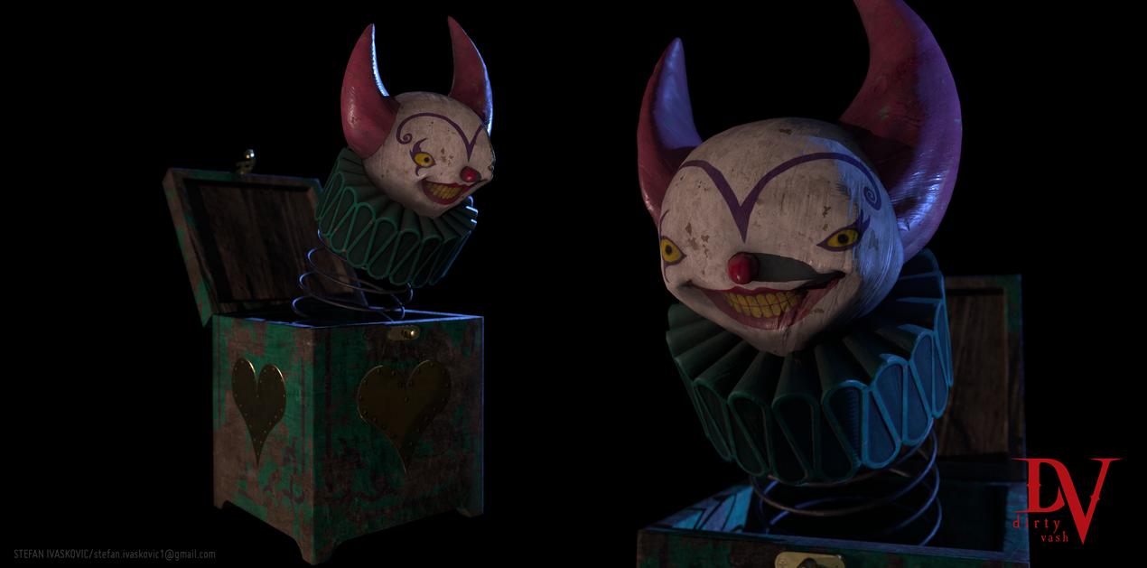 Jack in the Box by ivashko