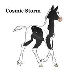 AHS Cosmic Storm by E-RedTrinity