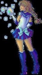 Sailor Mercury by MadRiku