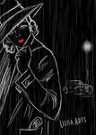 Rain and noir
