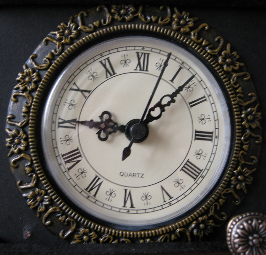clock stock by alina426stock