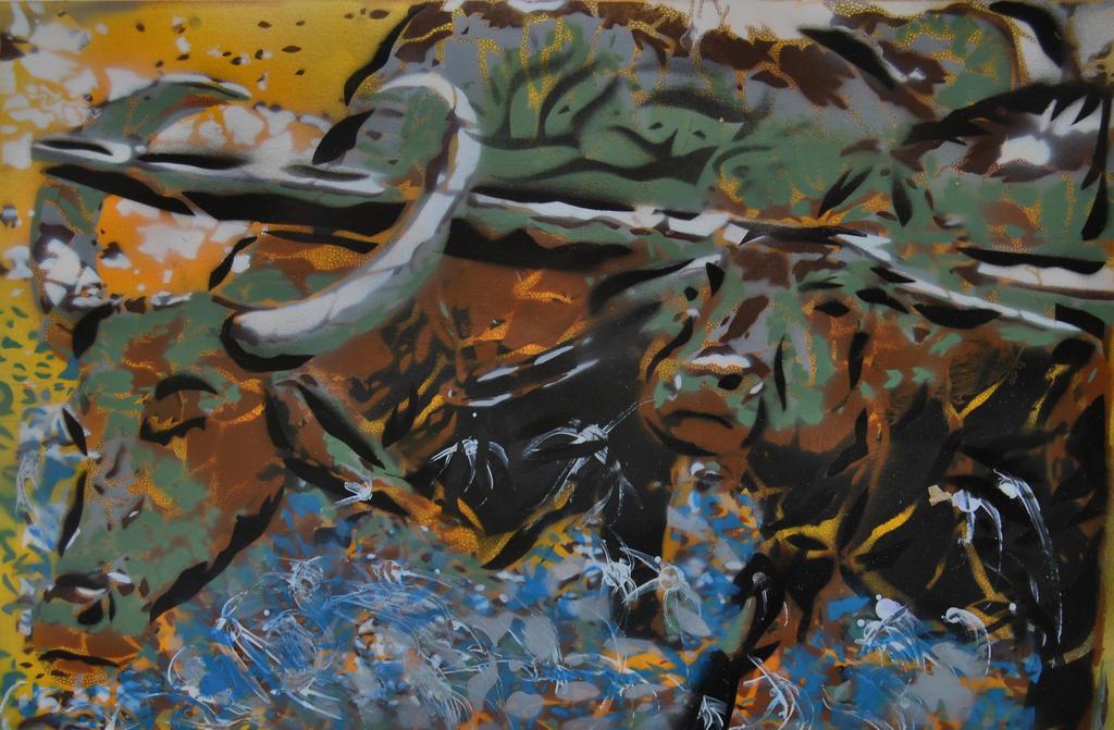 Water Buffalo by Harikah