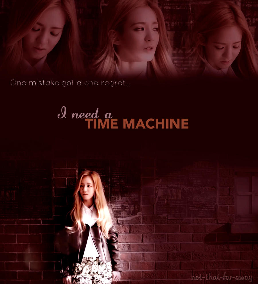 the forbidden gallery... Hyoyeon___time_machine_by_theniceparadise-d4ug23w