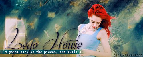 Lego House | signature