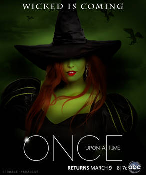 Wicked is Coming |OUAT Poster