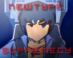 Newtype Logo by sirmanguyperson