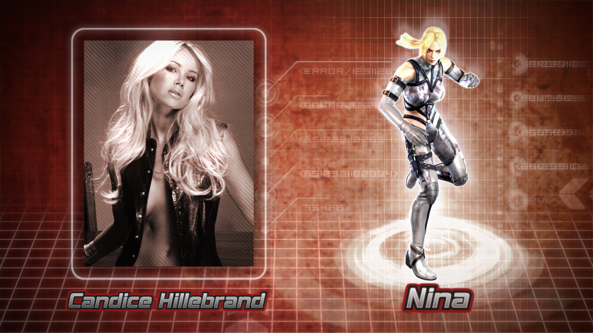 Tekken Movie Nina Williams By Vhience On Deviantart