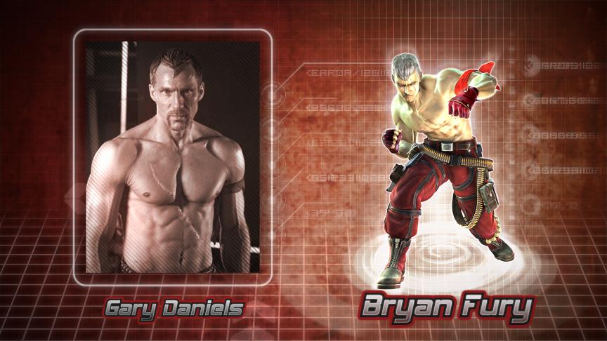 Tekken Movie Bryan Fury By Vhience On Deviantart