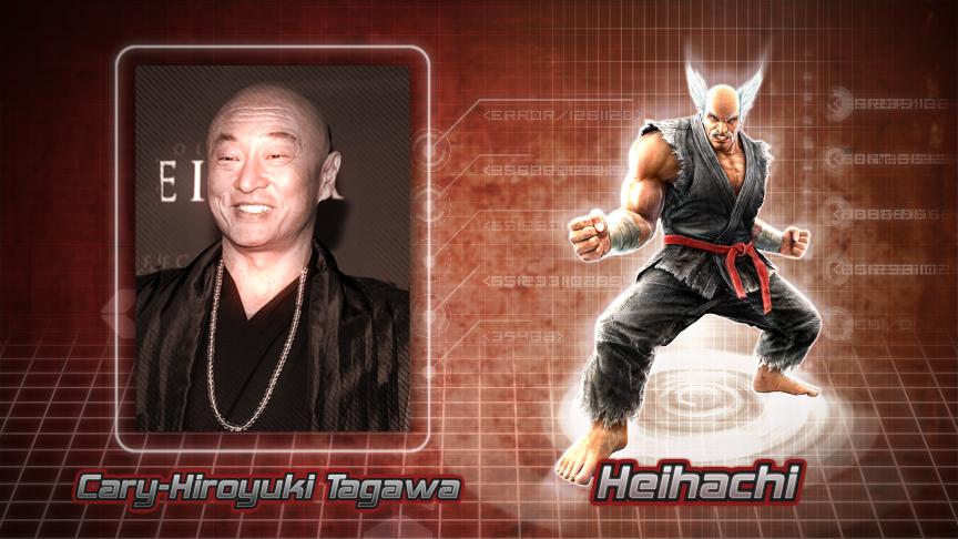 Tekken Movie Heihachi Mishim By Vhience On Deviantart