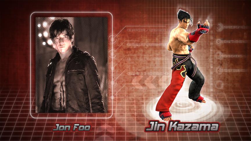 Tekken Movie Jin Kazama By Vhience On Deviantart