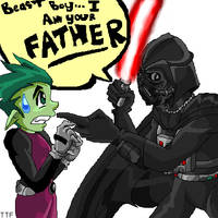 Beast Boy I Am Your FATHER
