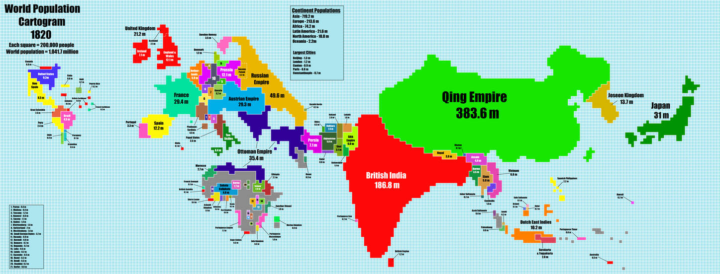 Potion Cartogram - 1820 by MalakaGTS on DeviantArt on choropleth map of the world, cartogram of population density of pennsylvania, map map of the world, cartogram map europe, chart map of the world, scale map of the world, cartogram map of the caribbean, geography map of the world, cartogram map mexico, global map of the world, gis map of the world,