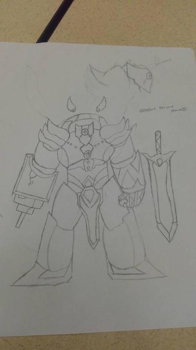 Alpha Orion, Defender of Mankind