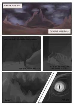 Tera: Return of Zarathian Page 1