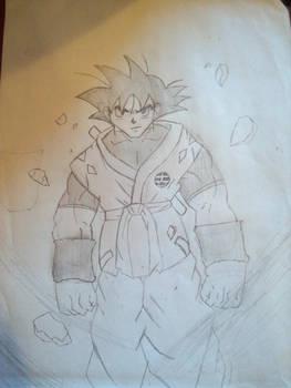 Original Goku Design
