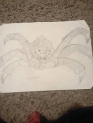 Monster Hunter Godzilla: Kumonga