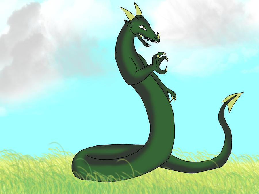 Lindworm Dragon: Lindworm Dragon By Rugissement On DeviantArt