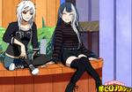 .: BNHA Collab: Akumu and Ankoku :. by Eien-no-Yoru