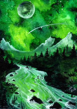 Kakao435 - Green river