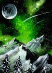 Kakao #441 - Green Sky