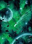 Kakao446 - Green galaxy