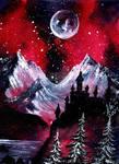 Kakao471 - Red sky