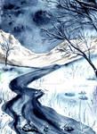 Kakao480 - Winter landscape