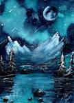 Kakao508 - Blue moonlight