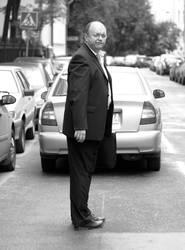 businessman by mladec