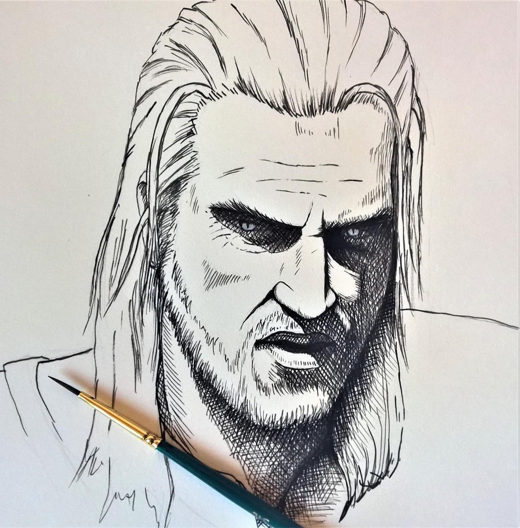 geralt of rivia by - photo #27