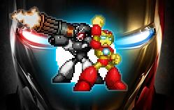 Iron Man 2 by poopfaceneedaname