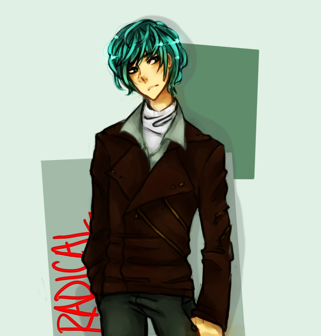 dat jacket by Bunbae