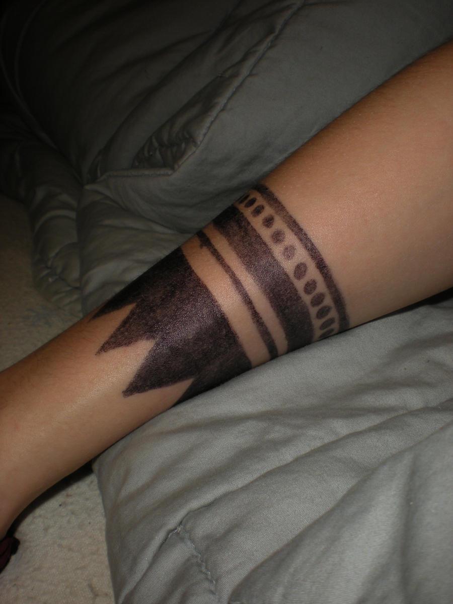 Sharpie tattoo 2 by tyansilliya on deviantart for Sharpie tattoo designs