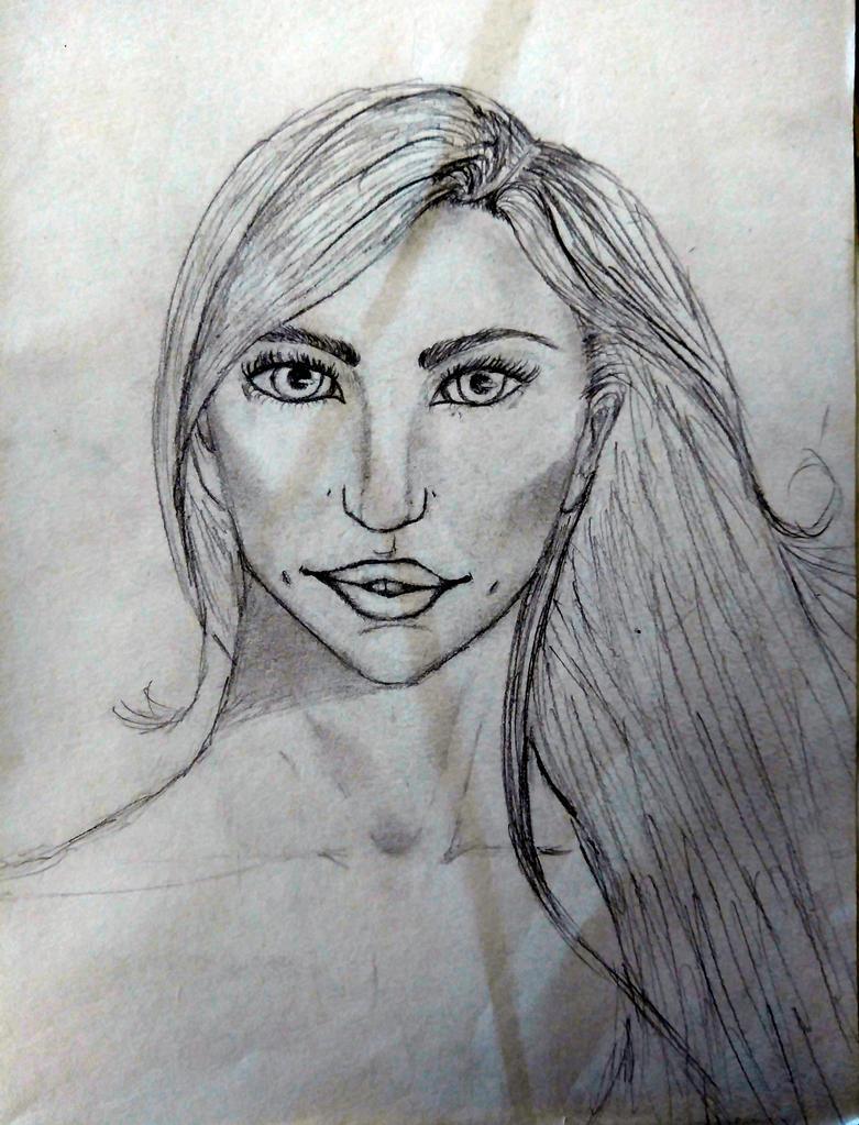 Sketch by ricckystar