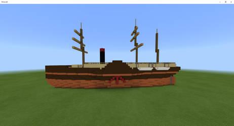 Minecraft SS Arctic (WIP)