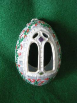 Castle window egg