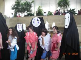 Otakon 2009 cosplay