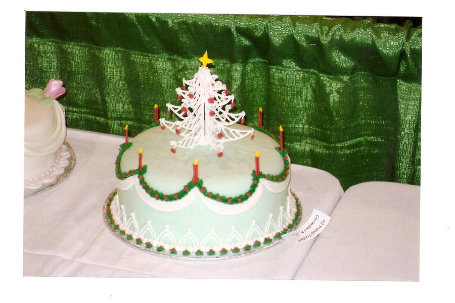 Fondant Cake For Christmas : Fondant Cakes Pictures Christmas images
